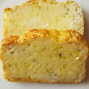 Herb and Cheese Damper