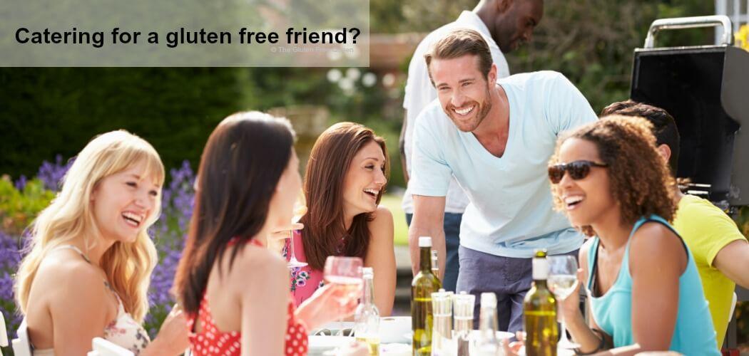 TGFQ Website slider - Catering for a gluten free friend