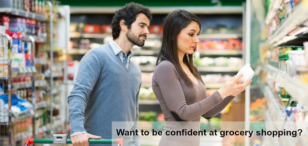 TGFQ Website slider - Want to be confident at grocery shopping