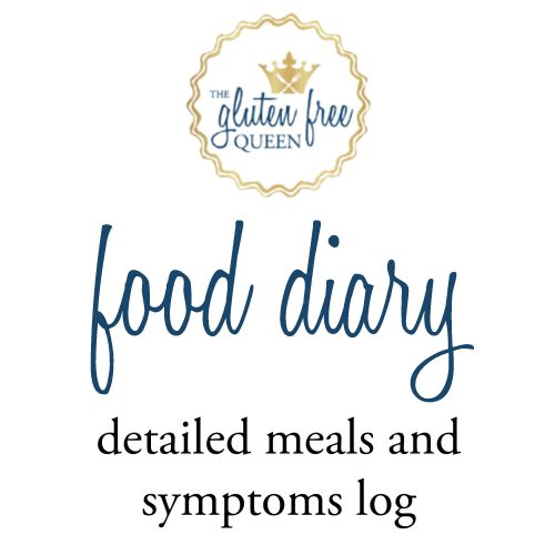 Food Diary meals and symptoms log main image