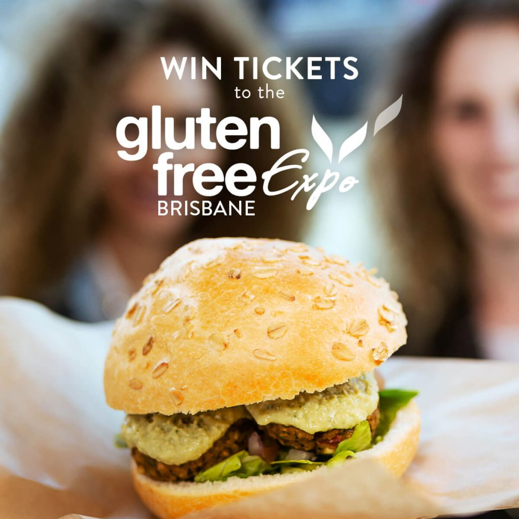 Win Tickets Brisbane Gluten Free Expo 2019