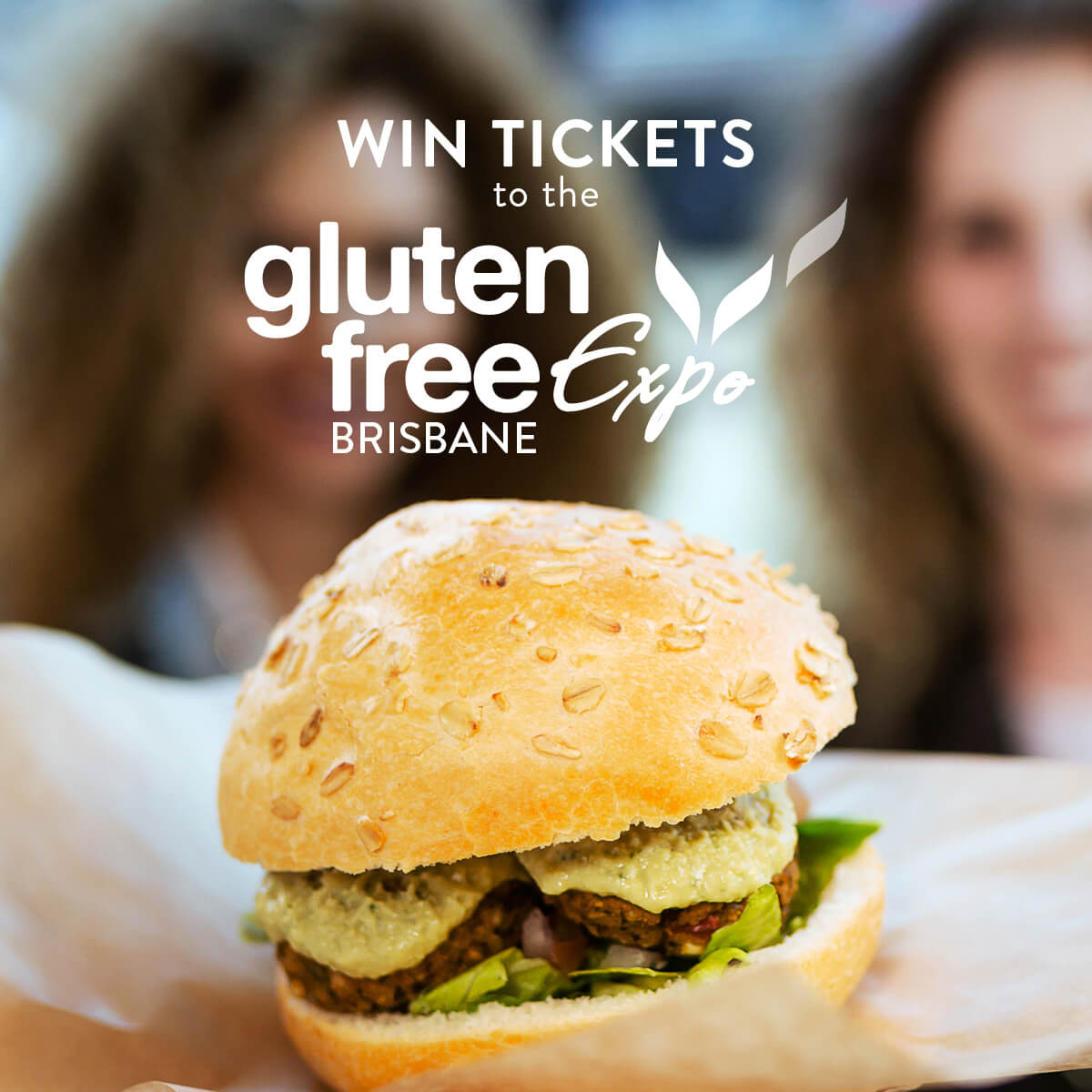 Win Tickets Brisbane Gluten Free Expo 2019