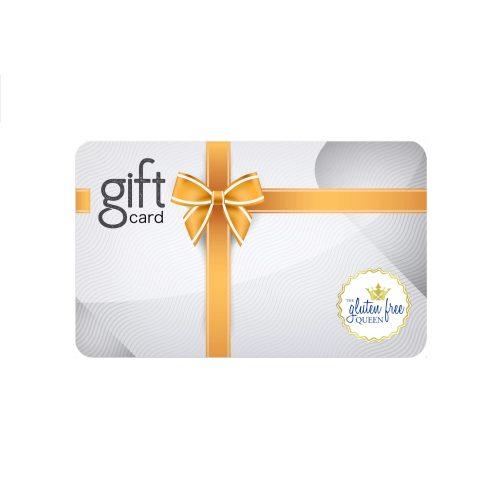 The Gluten Free Queen Gift Card