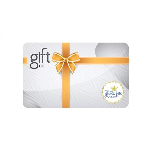 The Gluten Free Queen Gift Card